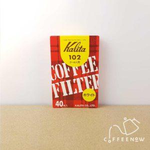 Box of 40 Kalita 102 filters