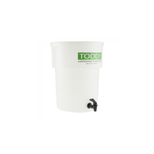 Profile look of the Toddy commercial cold brew system
