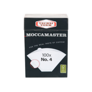 no.4 paper coffee filters