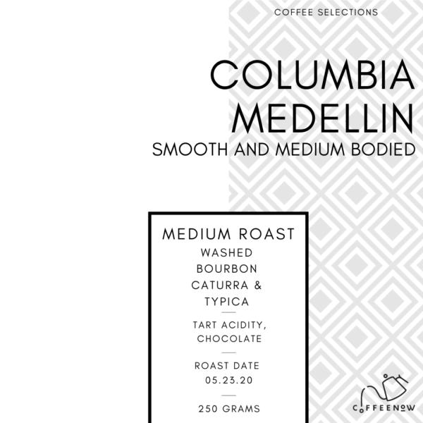 Coffee Bean Columbia
