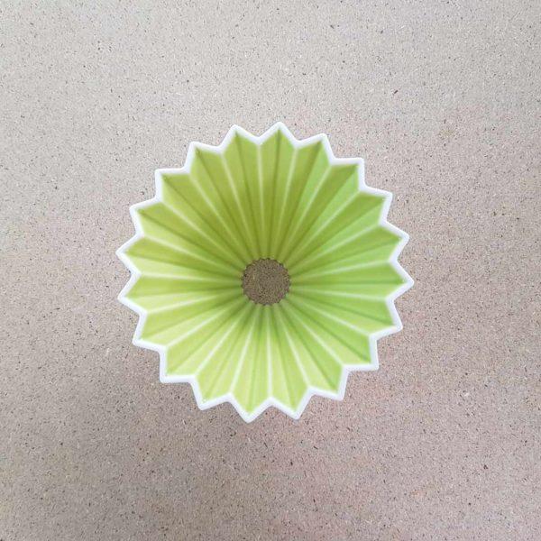 Origami Dripper Green