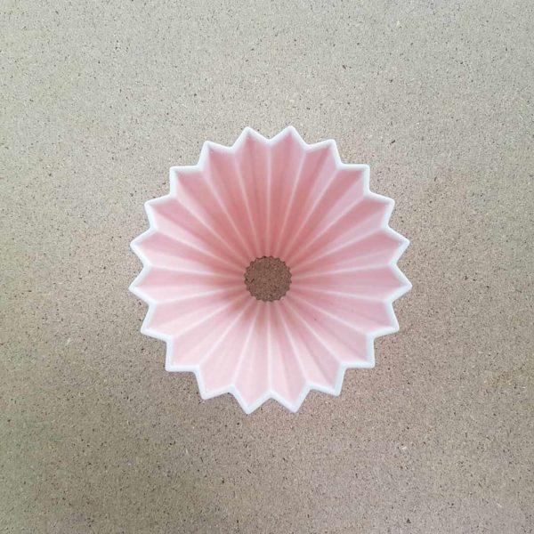 Origami Dripper Pink