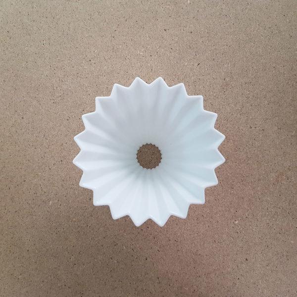 White Origami S
