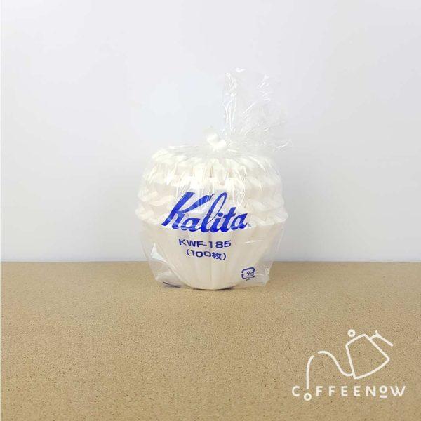 Kalita 185 coffee filter