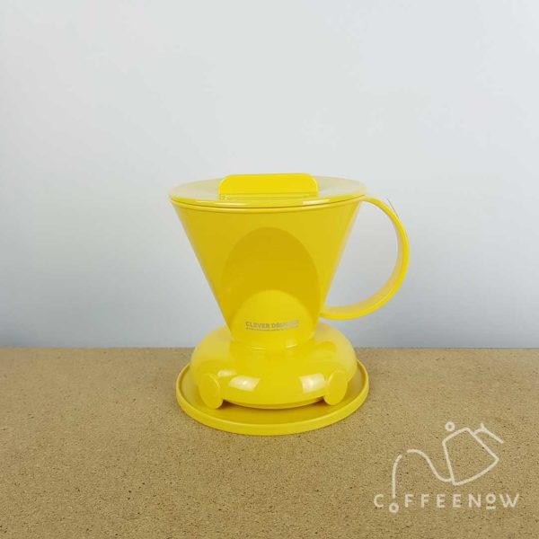 Yellow small clever dripper