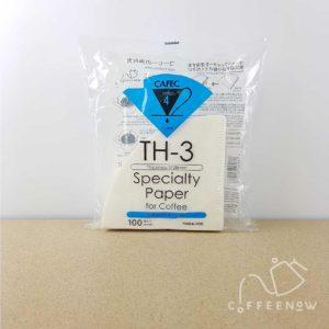Cafec Paper Filter TH-3 dark