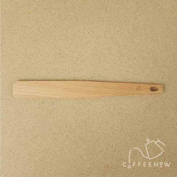Beech Wood coffee paddle