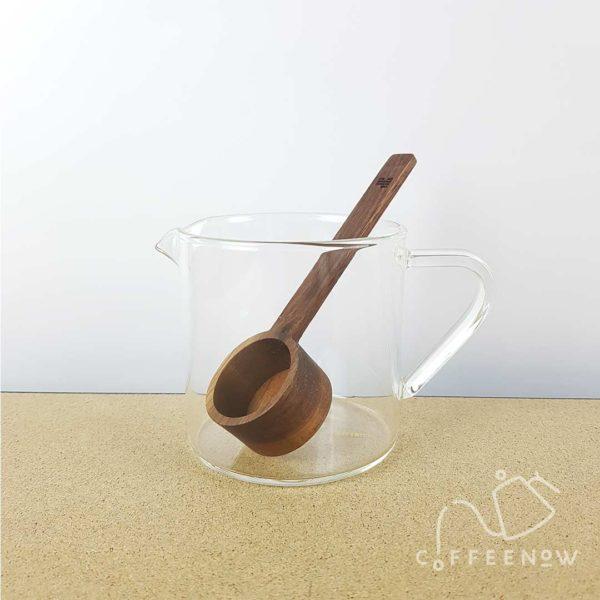 Walnut Wood Coffee Scoop