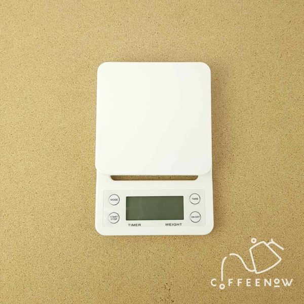 coffee timer scale