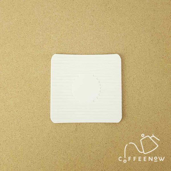 coffee timer scale rubber matt