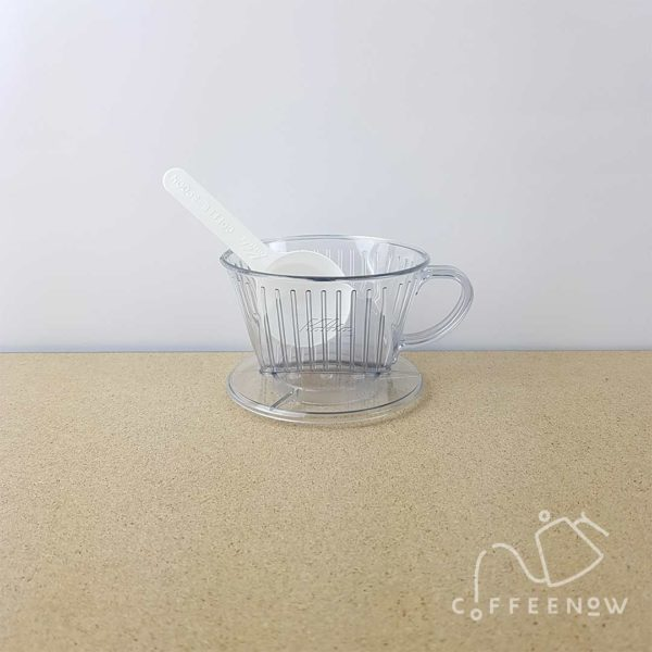 Kalita size 101 dripper with scoop