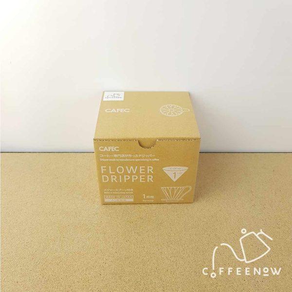 Cafec Flower Dripper 01 box angle